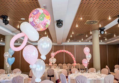 Celebraciones Bautizos Málaga Hotel Cortijo Chico