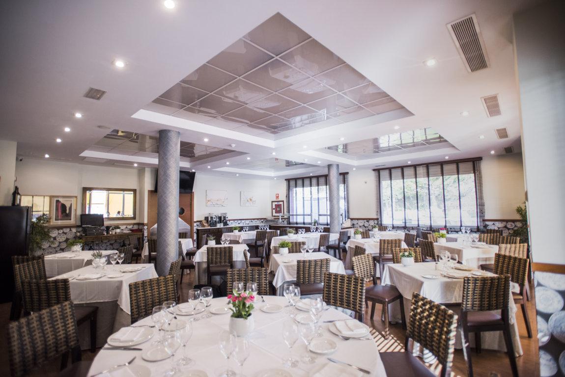Raices - Restaurante - Hotel Cortijo Chico - Málaga - Alhaurin - Celebración eventos - Bodas - Comuniones - Comidas de empresa