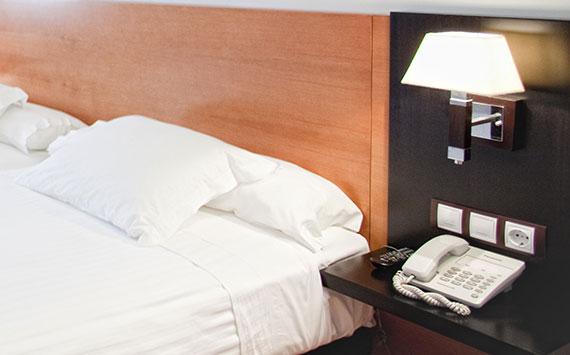oferta habitación doble hotel cortijo chico