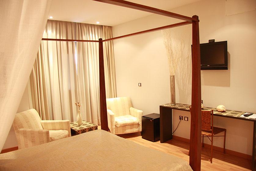 habitación junior suite hotel cortijo chico
