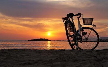 ruta en bici costa del sol