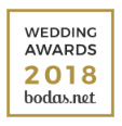 Hotel Cortijo Chico, ganador Wedding Awards 2018 Bodas.net