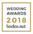Hotel Cortijo Chico, ganador Wedding Awards 2016 Bodas.net