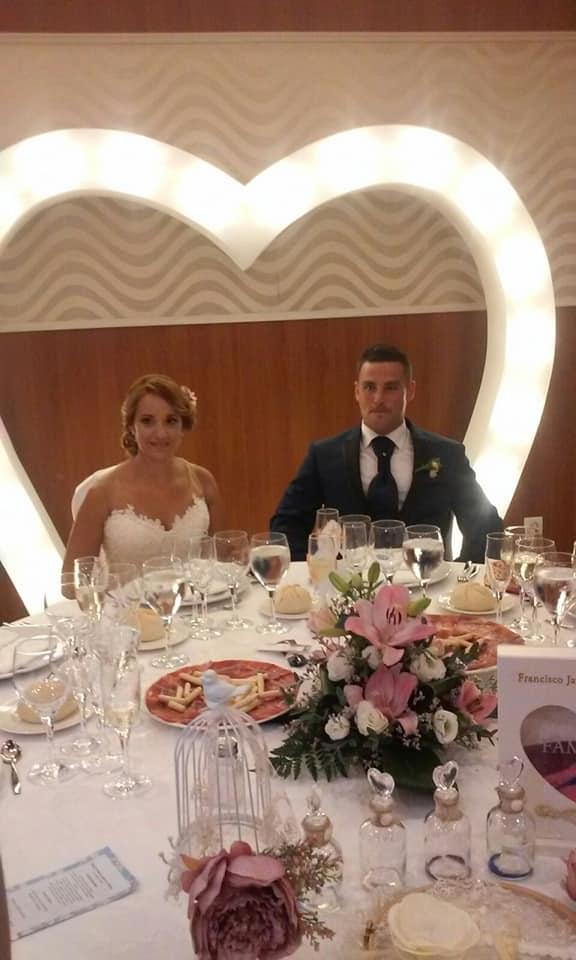 kiko y verónica se casaron el 18/08/2018