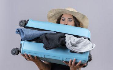 Tips para optimizar el espacio de la maleta.